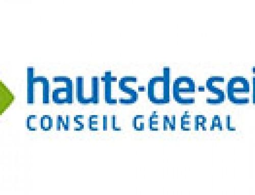 Conseil générale Haut de seine